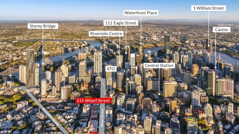 ▲ The edge-of-the-CBD property is on the market for $8.5 million.