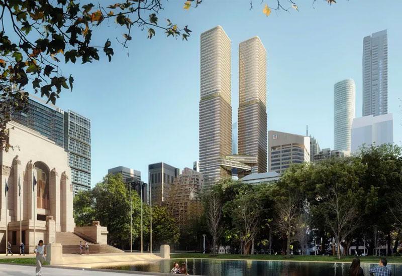338 Pitt Street Sydney development