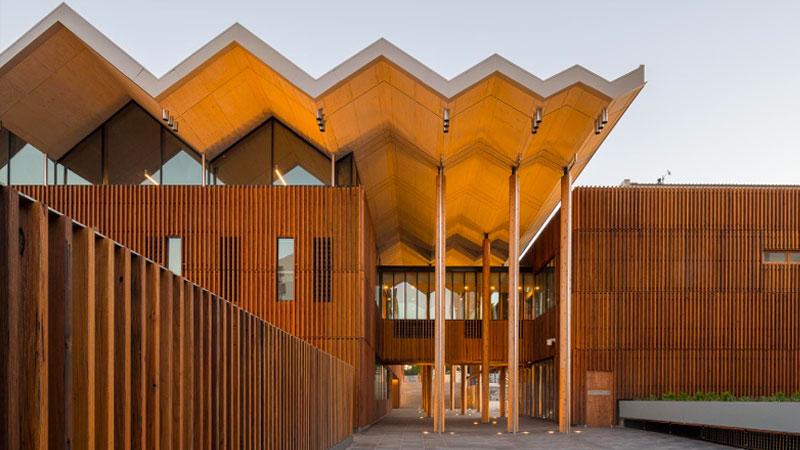 Marrickville Library | BVN