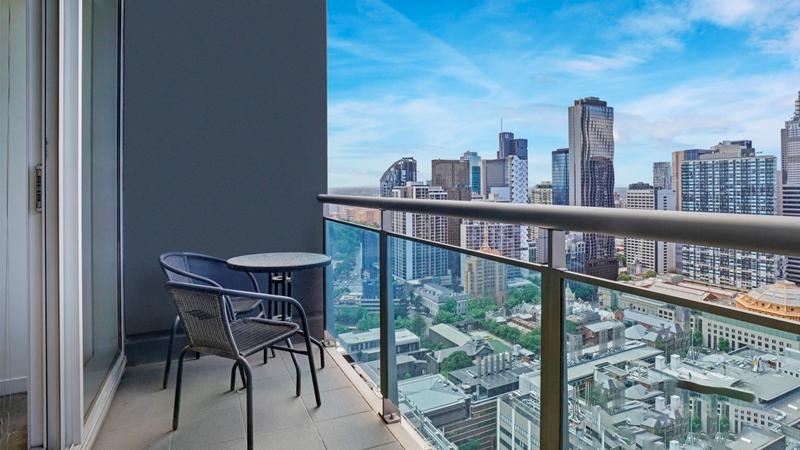 melbourne apartment balcony