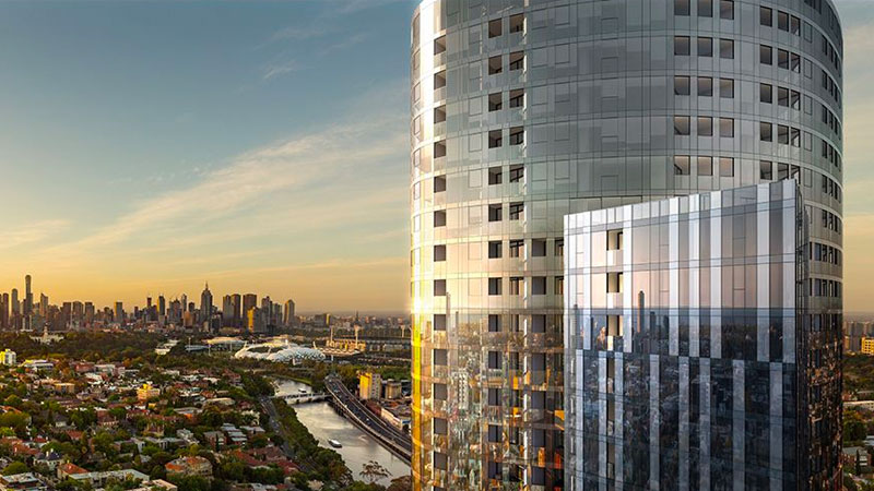 Yarra One 18 Claremont Street, South Yarra, Vic 3141