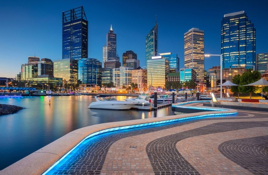 The Perth market has seen consecutive increases in value for the past eight months.