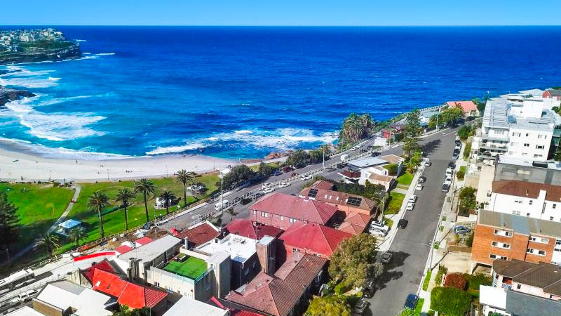 House price growth in Bronte NSW