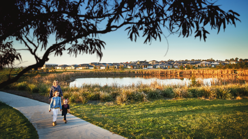 ▲ Net migration from capital cities to the regions was the highest on record according to the Australian Bureau of Statistics, putting pressure on land supply. Image: AVID Property Group