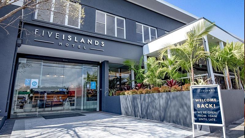 Five Islands Hotel Cringila