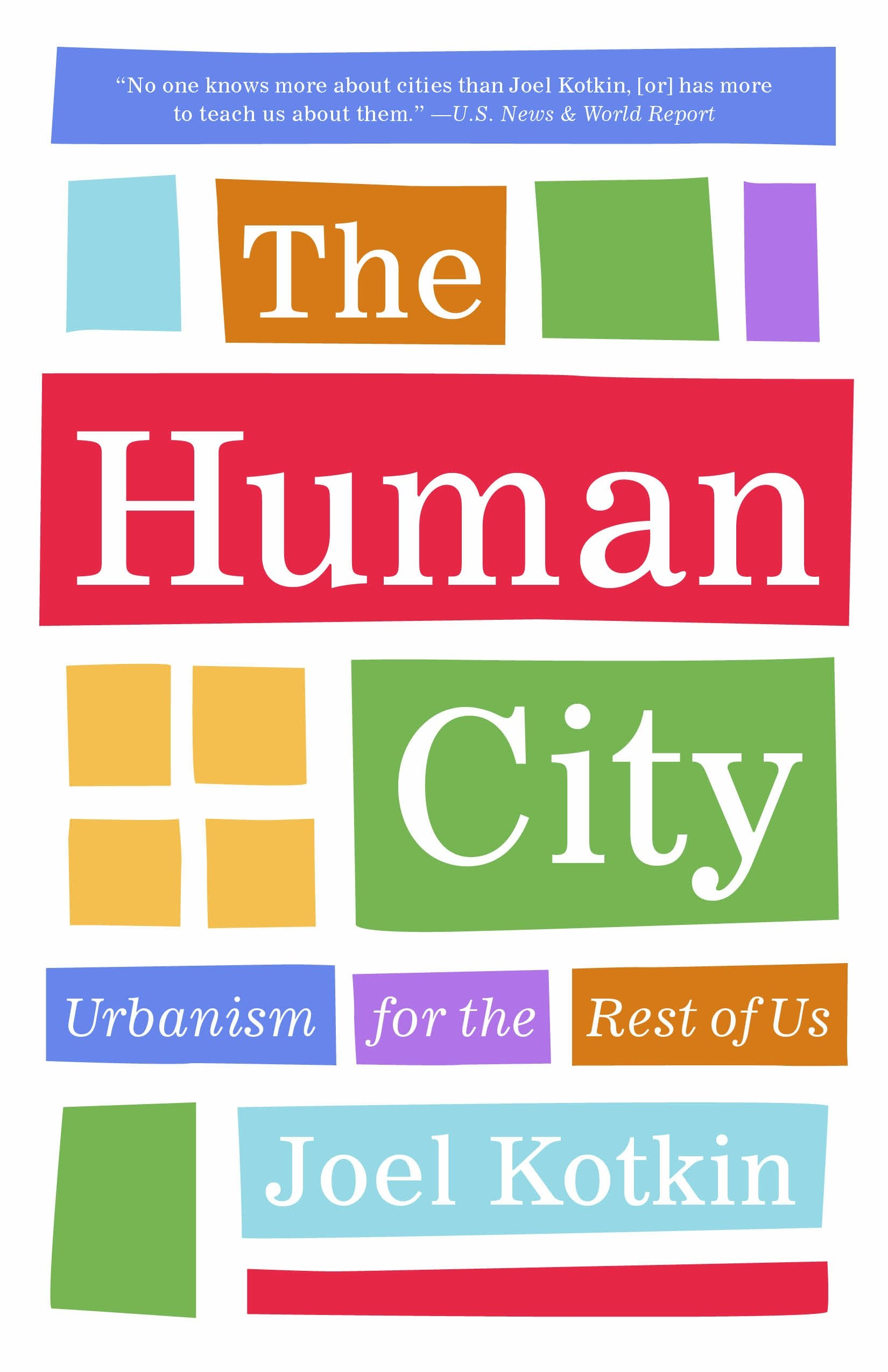 Human City for rest of us