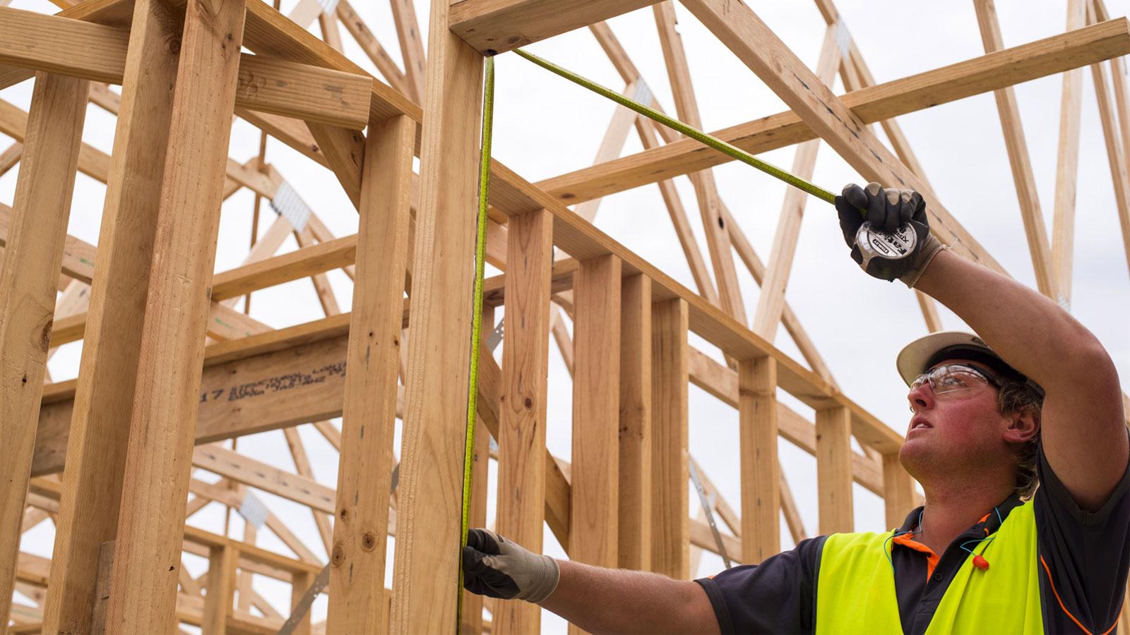 Timber construction Australia