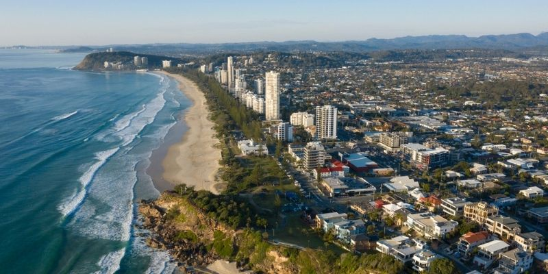 ▲ Brisbane housing market. Brisbane Rental market. Gold Coast.