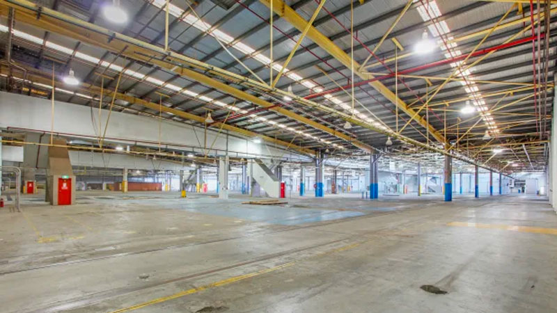 ▲ Vacancy rates for industrial property remain well below those in the commercial sector. Image: Supplied