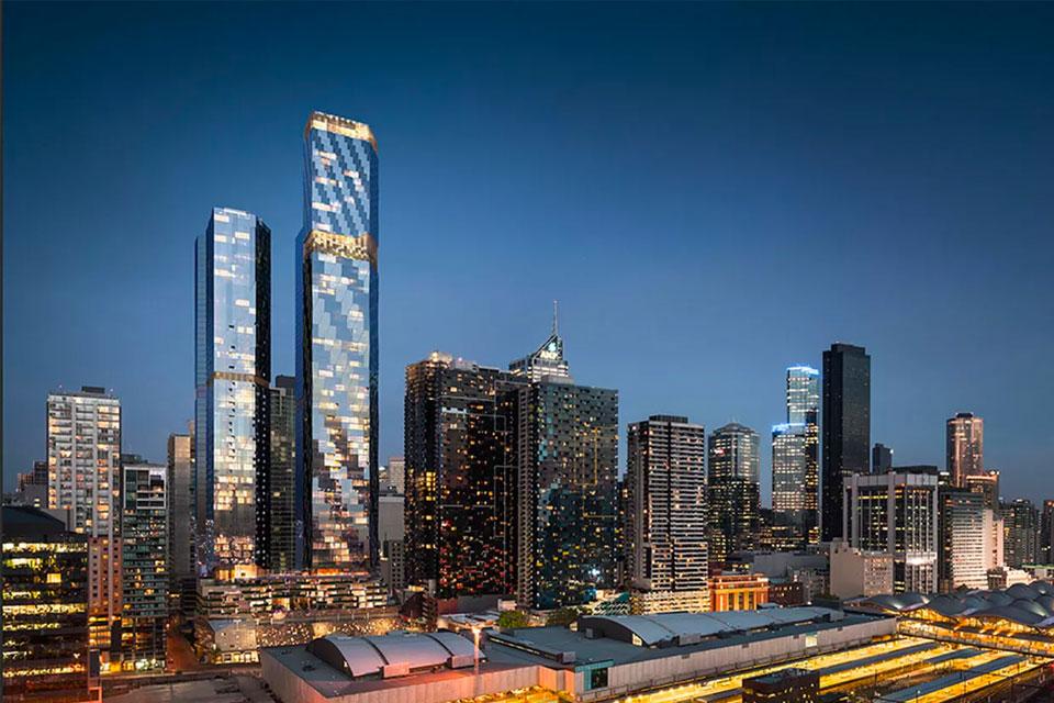 Melbourne development