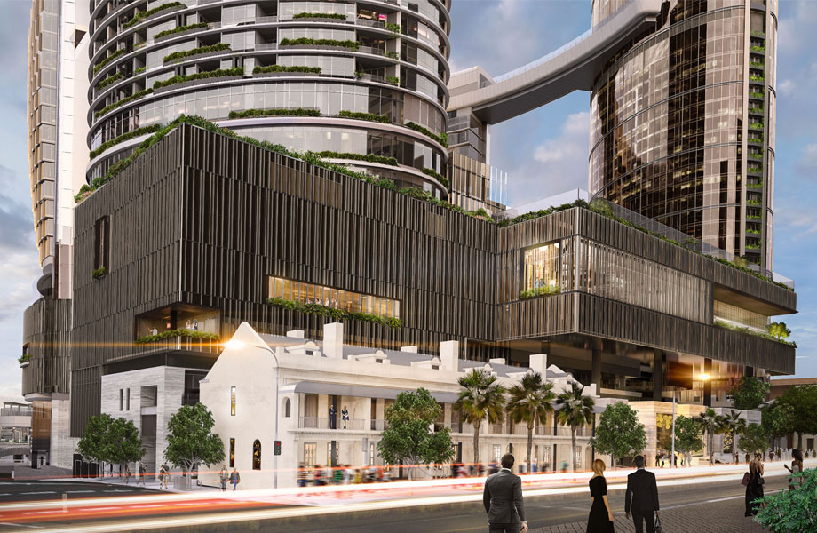 Multiplex will deliver the shell and core works covering the basement, base services, tower structures and the facade of the main integrated resort.