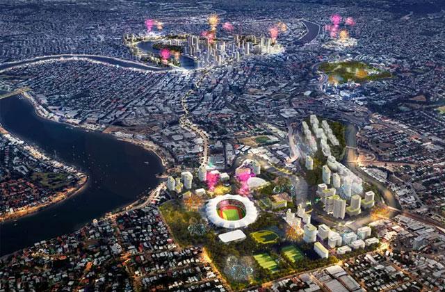 Olympics, Billion-Dollar Projects Brighten Brisbane Outlook
