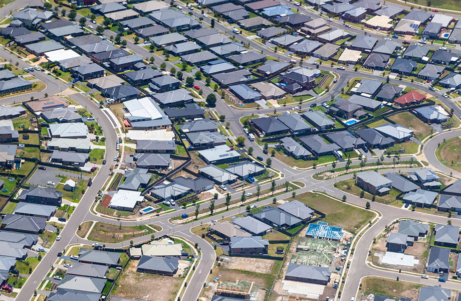 """As Australia heads towards a federal election early next year, Shorten described the announcement as the """"biggest national housing program since the Second World War."""""""