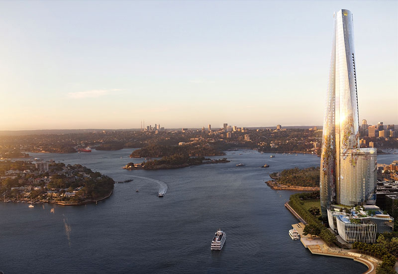 One Barangaroo Crown Residences Sydney Development Project