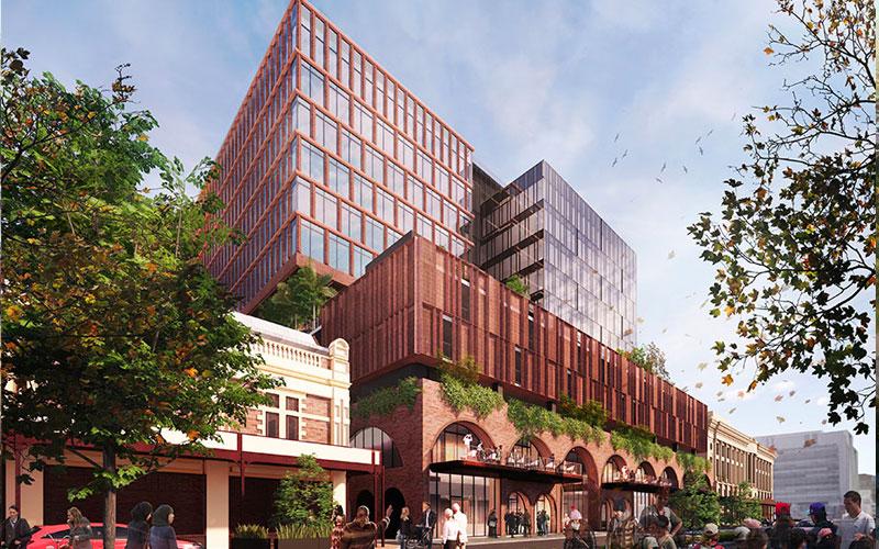 Central Market Adelaide development project