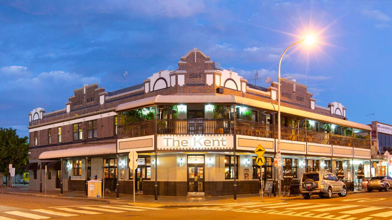 ▲ Last week's sale of the Kent Hotel in Newcastle set a price record for the city. Image: Getty