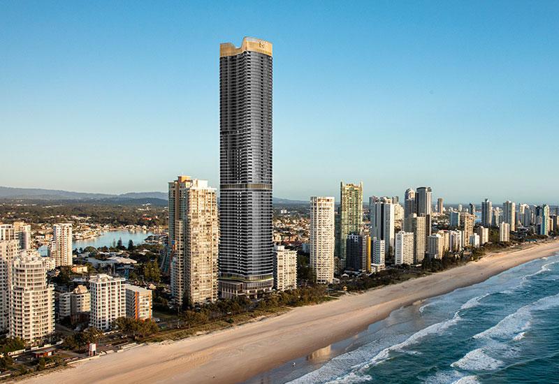 Ocean by Meriton Gold Coast development project