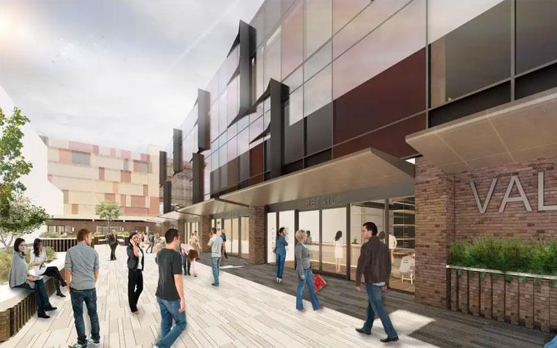 Lyell McEwin Hospital development project Adelaide