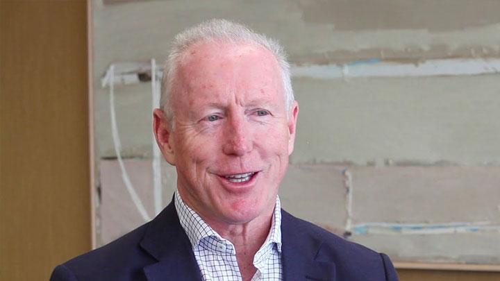 Aria Land Paul Simpson, managing director