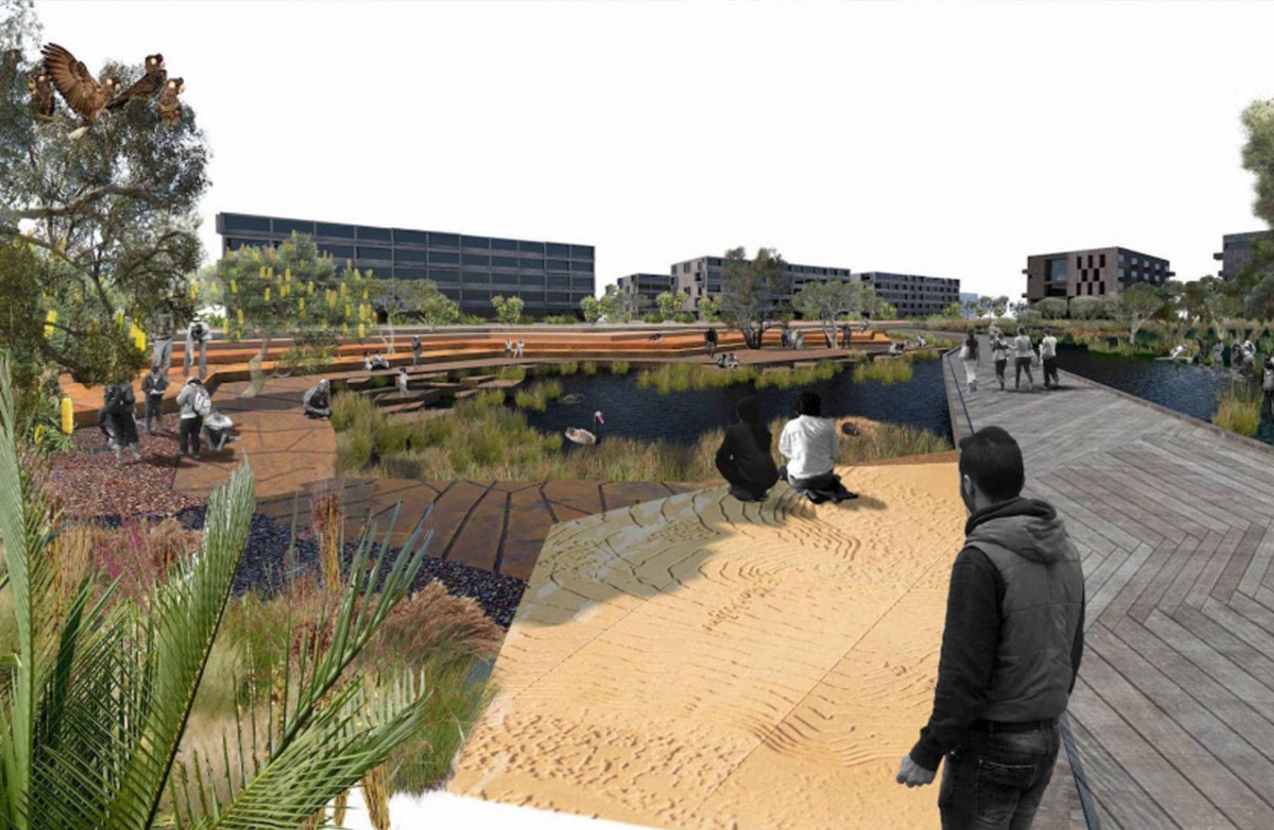 The Living Knowledge Stream for Curtin University (WA) - Syrinx Environmental