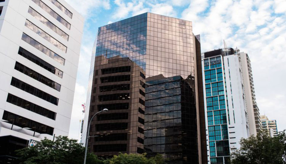 Canadian-based Quadra Pacific also sold a 16-storey 133 Mary St building.
