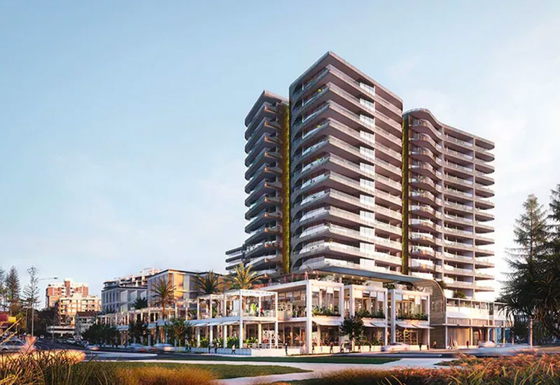 KTQ Plans $380m Kirra Beach Hotel Towers development