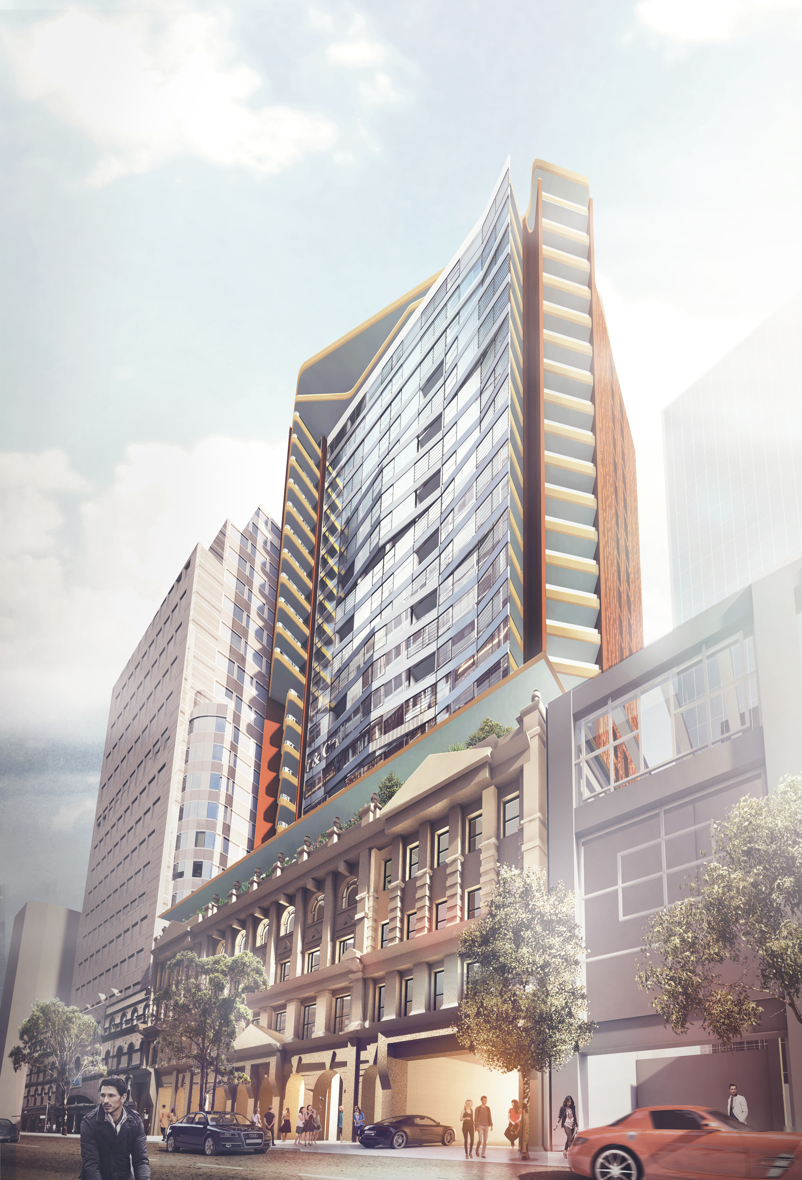 333 Kent Street, Sydney leased on behalf of iPG