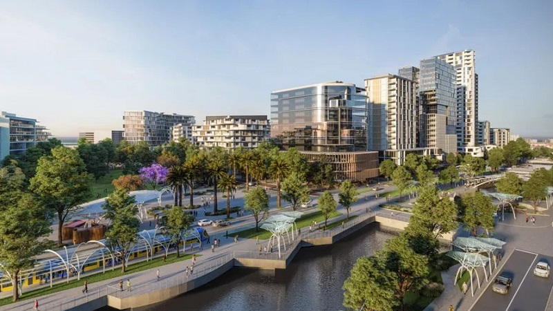 The new Sunshine Coast CBD in Maroochydore is expected to drive property prices up.