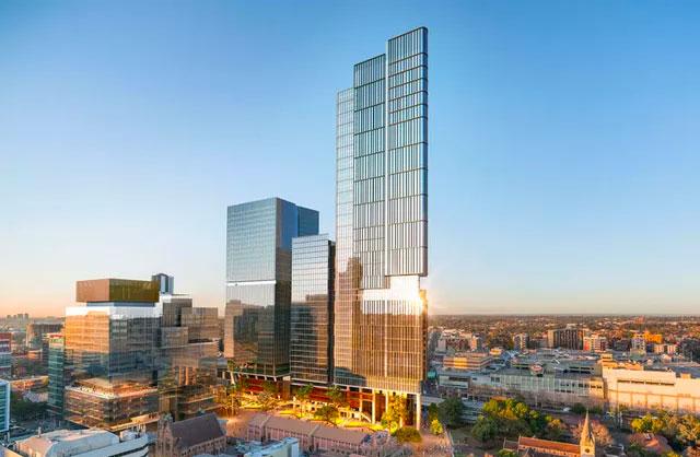 Parramatta Square: Sydney's Second CBD Takes Shape