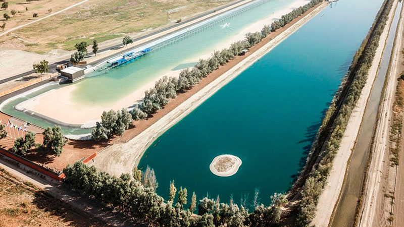 ▲ Consolidated Properties is working with surfer Kelly Slater and the WSL on billion dollar plans for a surf park development, to be delivered over 10 years, in Coolum on the Sunshine Coast.