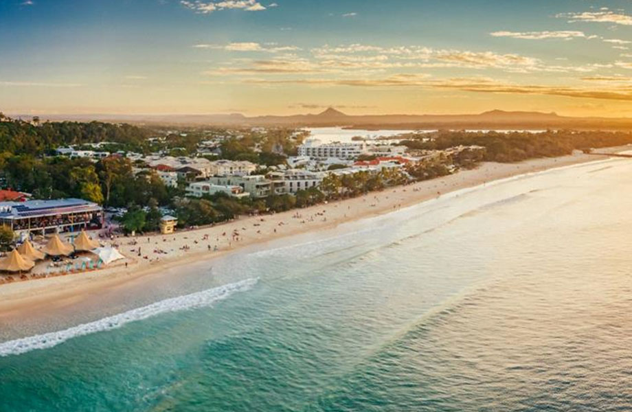 Noosa was the strongest performing house and unit market for the 12 months to September 2018.