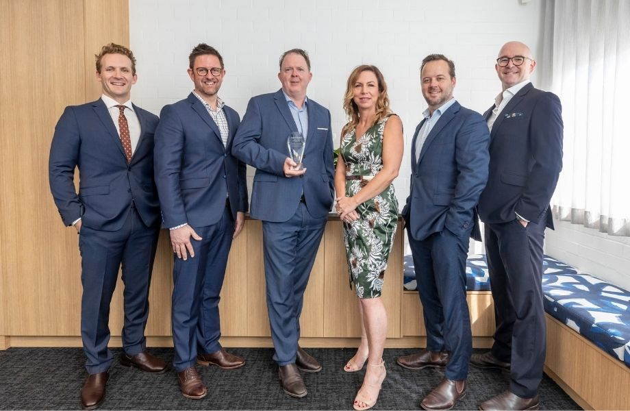 ▲ Position Property was recently recognised as Agency of the Year for Project Excellence for the third consecutive year at the Australasian Real Estate Results Awards.