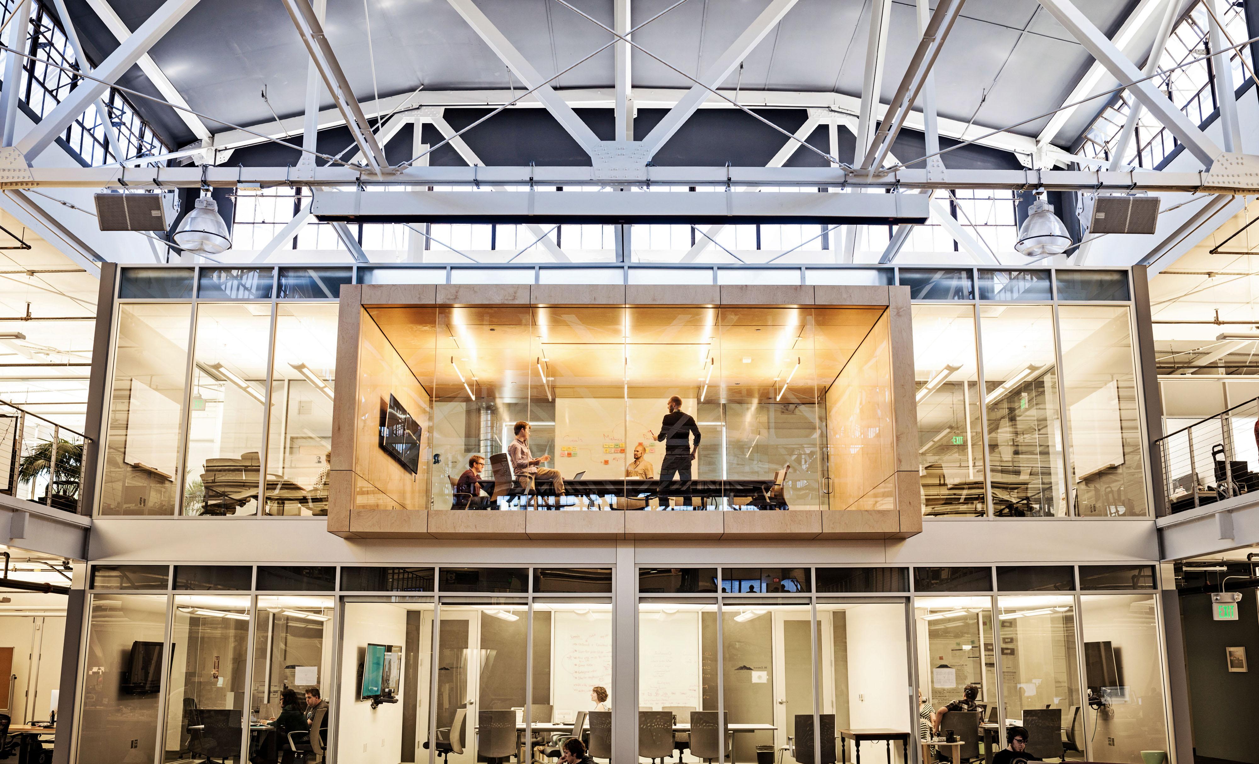 Atlassian office space