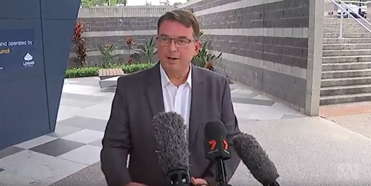 Logan mayor Luke Smith and seven councillors were charged over their involvement in the dismissal of council's then-chief executive Sharon Kelsey