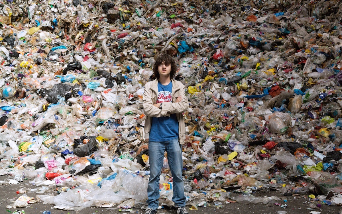 Founder and CEO of The Ocean Cleanup Boyan Slat.