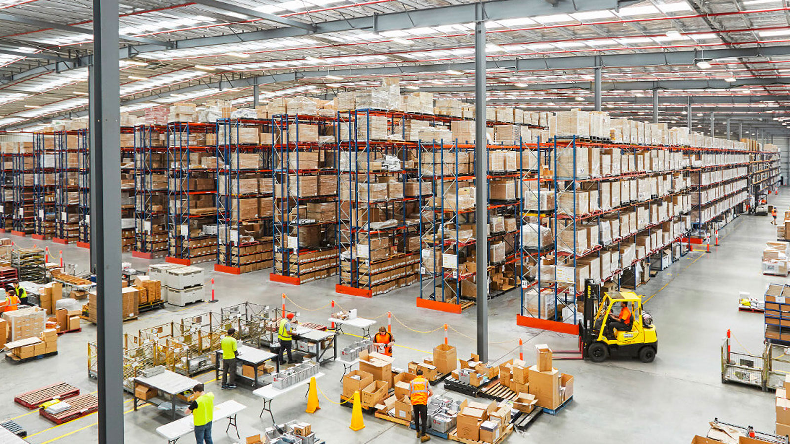 ▲ More than $8 billion has been invested in Australia's booming industrial market this year.