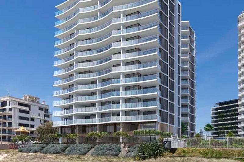 332 The Esplanade Gold Coast property development project