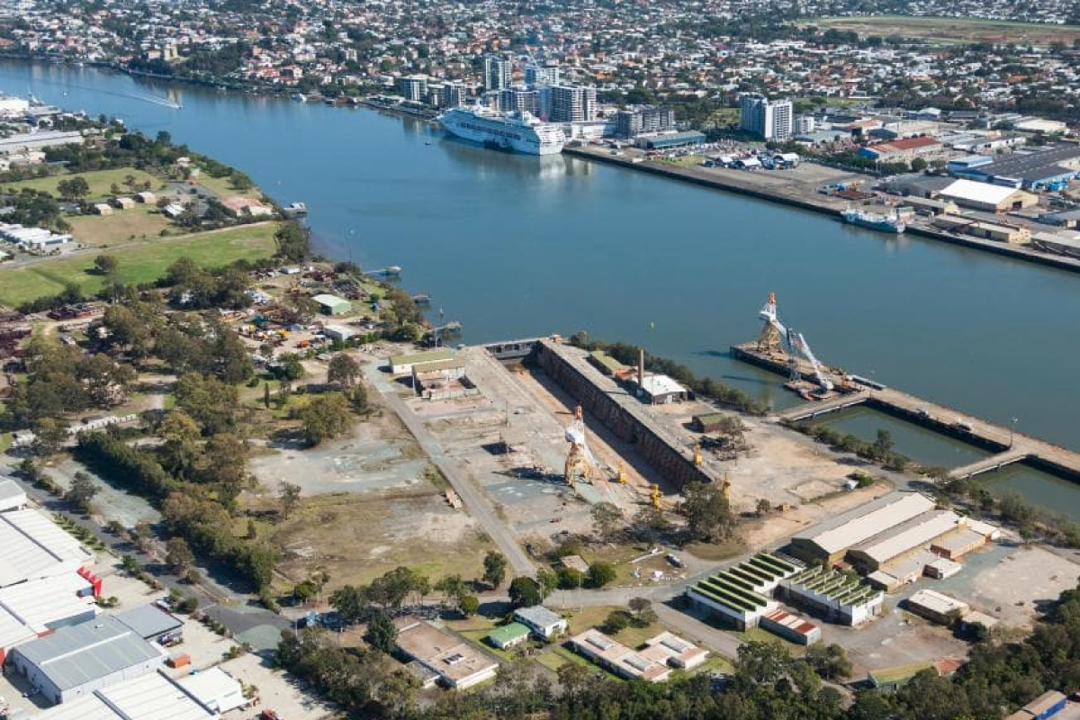 ▲ Shayher is rumoured to have paid about $90 million for the 20-hectare site.