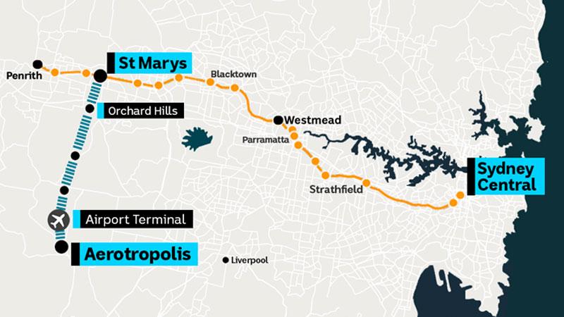 NSW Western Sydney Metro Airport