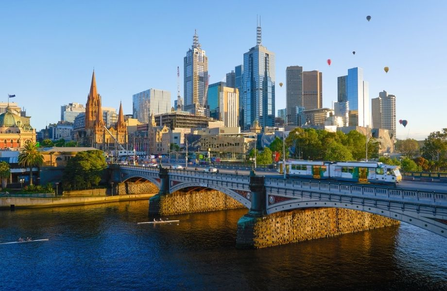 The Melbourne housing market was the most affected of any capital city by Covid-19.
