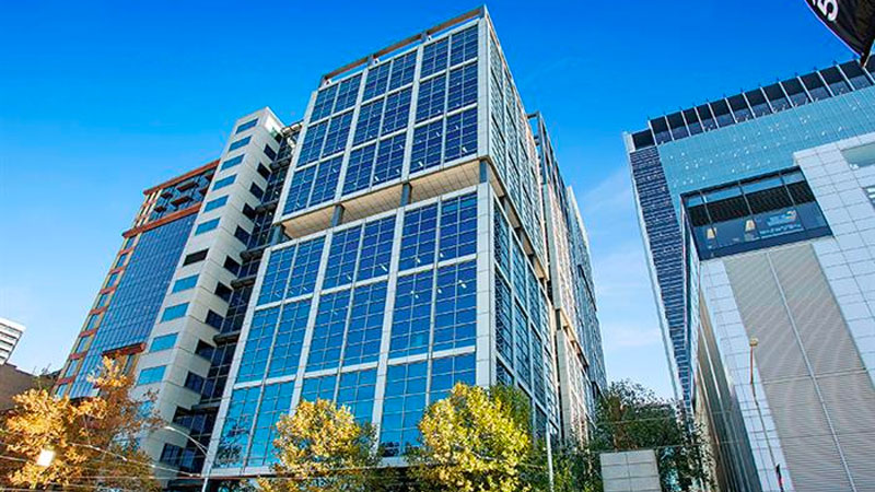 ▲ As of June the building had 100 per cent occupancy with a weighted average lease expiry of 6.3 years.