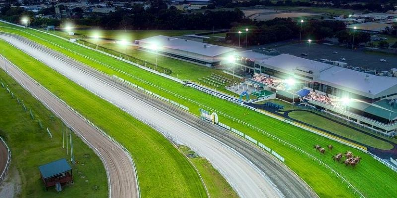 ▲ Gold Coast Turf Club will undergo a $38 million transformation.