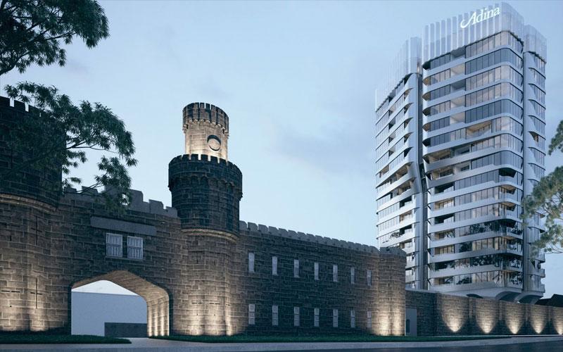 Pentridge Prison Melbourne development