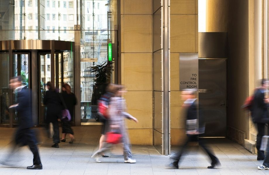 ▲ Office conversions to residential buildings would need to be considered on a case-by-case basis, according to the NSW government.