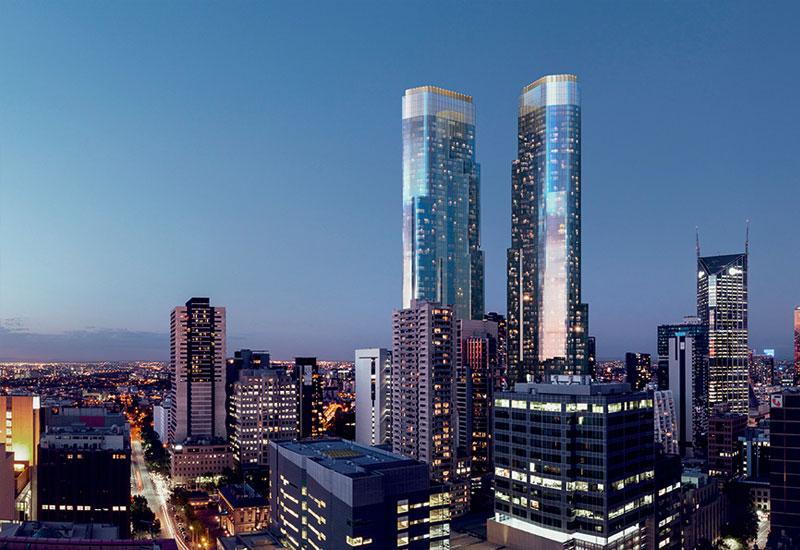 Queen's Place Melbourne development 3L Alliance