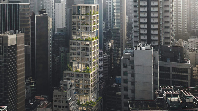 'We know that around 40 percent of the areas that will need to be urbanised in 2030 do not yet exist.' The Urban Village Project. Image: EFFEKT Architects for SPACE10