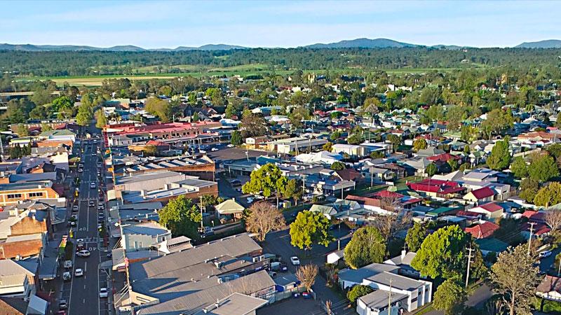 Singleton Area, NSW