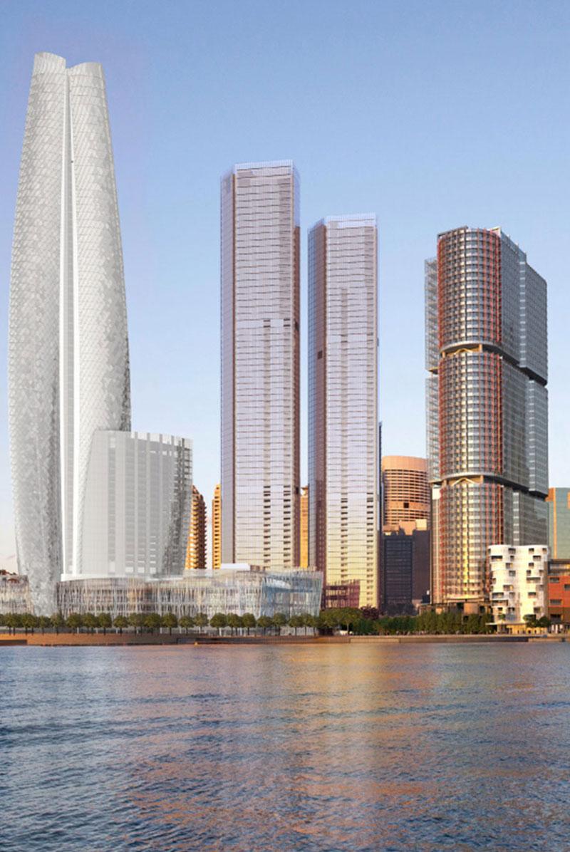 One Sydney Harbour 2021 Design Render