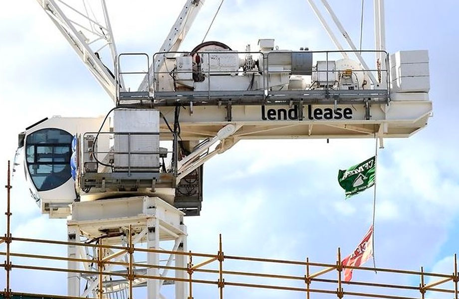 Lendlease said its engineering and services business arm would be reported as non-core in the fiscal 2019 results and beyond following a strategic review and was no longer a required part of the group's strategy.