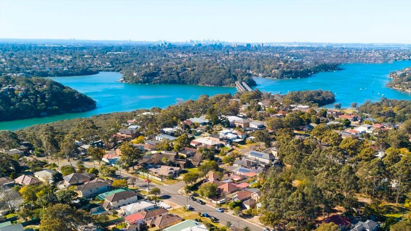 Heathcote NSW